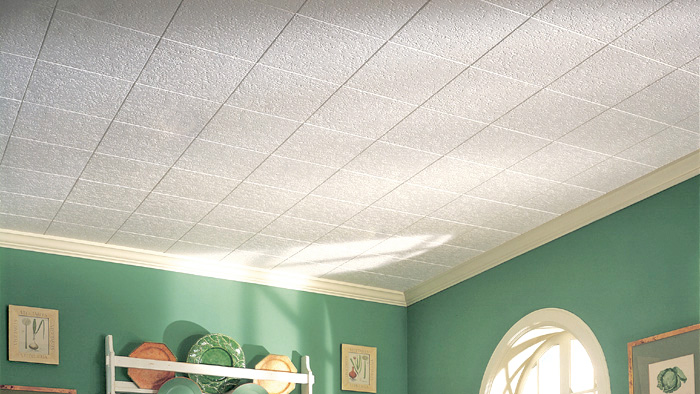 Residential Acoustical Ceiling Tile MPA Painters Residential And - Best place to buy ceiling tiles